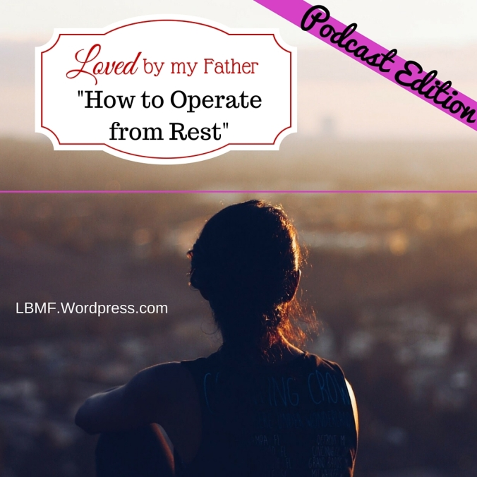 Blog Photo - How to Operate from Rest