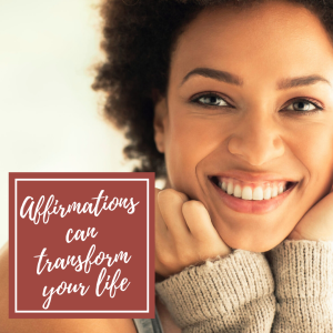 Affirmations transforms lives, free ebook about affirmations from Loved by my Father
